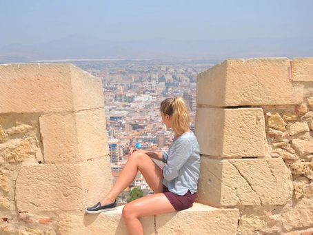 Spain Update ... A Day Trip To Alicante