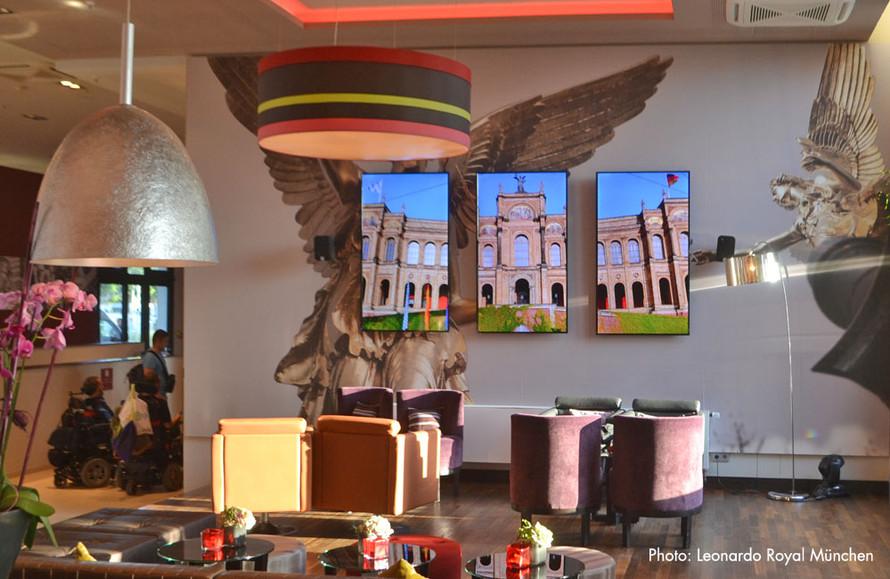 VEAV ENTERTAINS LEONARDO HOTELS