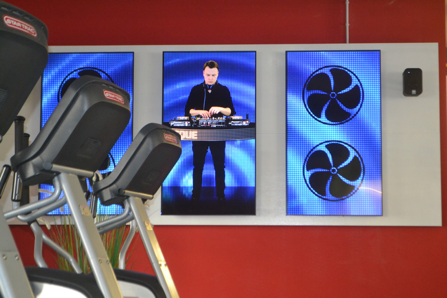 Fitness for Virtual Entertainment