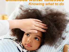 Children's winter illness - information on Respiratory Syncytial Virus (RSV)