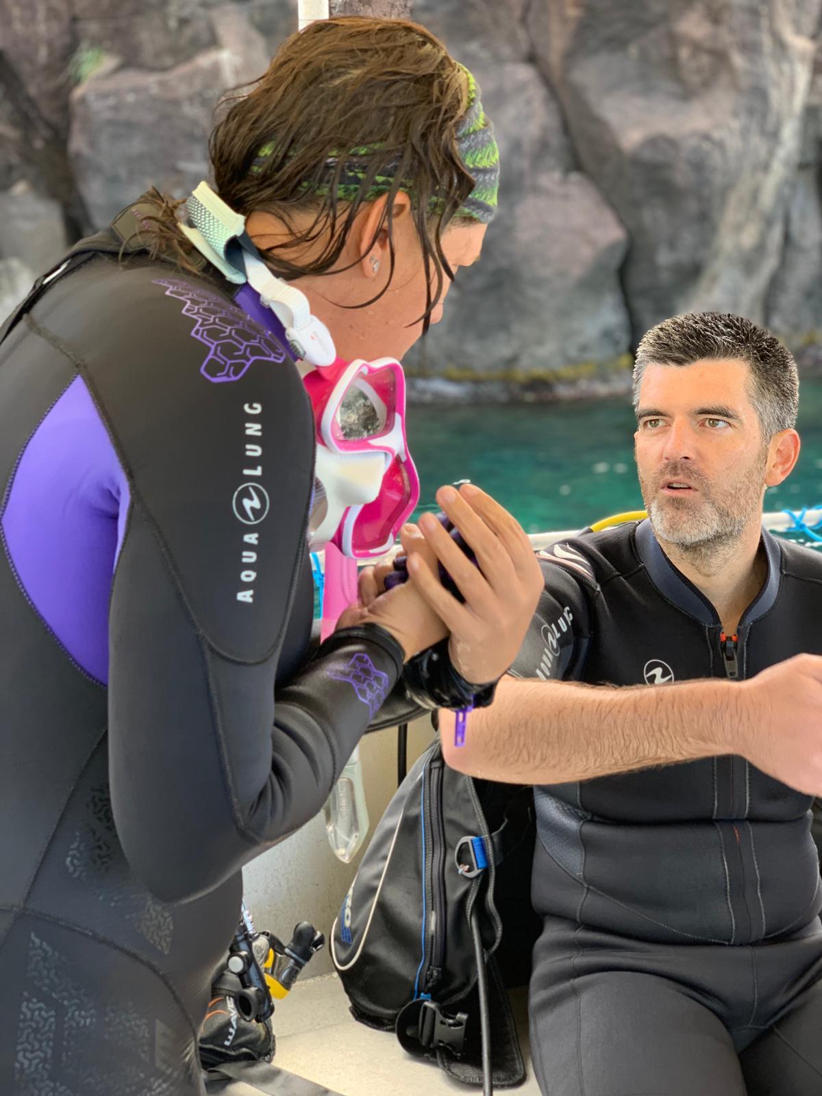 Padi Adventure Diver, Martinique