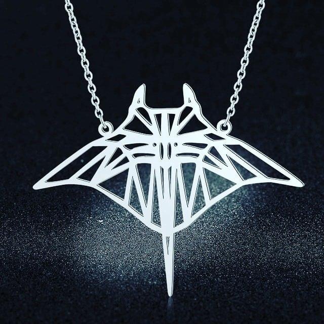 Manta Necklace
