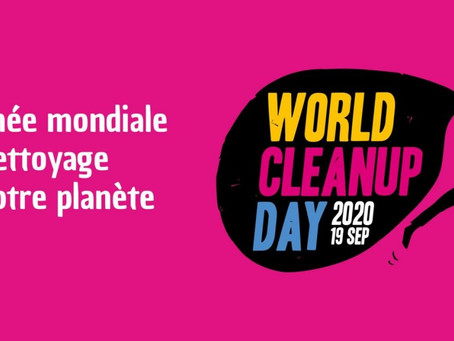 World Cleanup Day 2020 - Martinique