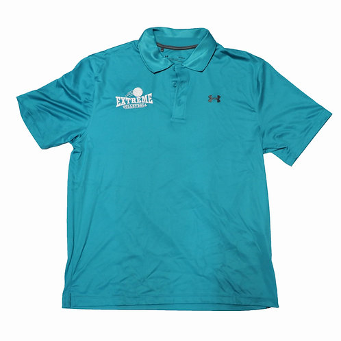 Teal Men's Polo