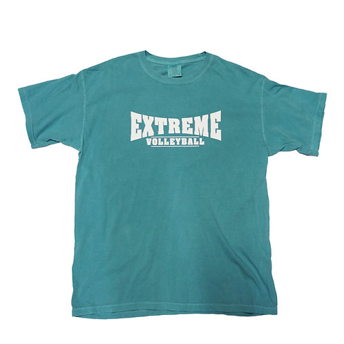 Teal, Short-Sleeve, Comfort Color T-Shirt