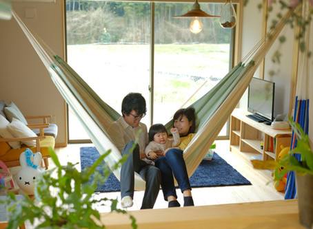 ■10/12~16「木の家」から 家族の健康を考える、モデルルーム見学会
