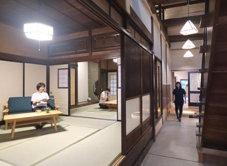 ■10/5~9 築100年 古民家リノベーション モデルハウス体感会/島田市金谷エリア