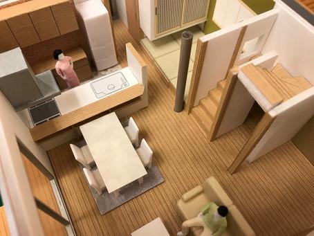 住宅模型 01 2021年6月24日
