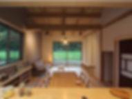 ③-1【子世帯LDK】美しい緑を採り込む室内.JPG