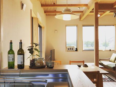 本日、ご来場いただきましたお客様に感謝を申し上げます!/「木の家」完成建築見学会in焼津
