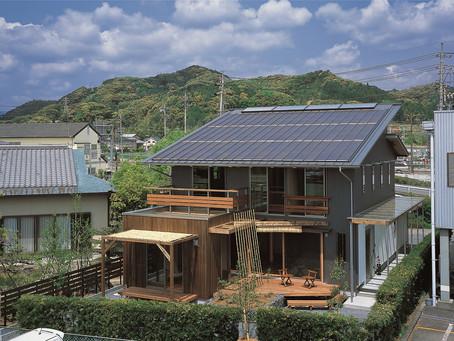 【太陽と暮らす未来の家】(M邸)