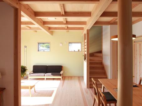 本日も開催します!「木の家」見学会in島田市