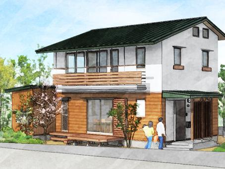 ■6/ 26・27・太陽の光と熱を同時利用したDOMAサロンのある住まい/完成見学会・島田市内にて