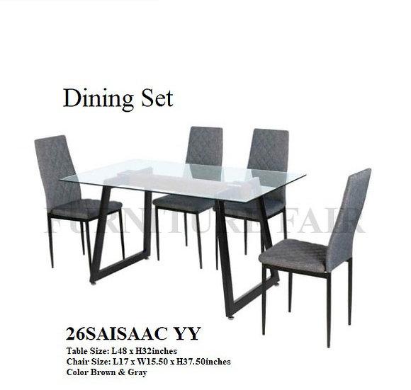 Dining Set 26SAISAAC YY