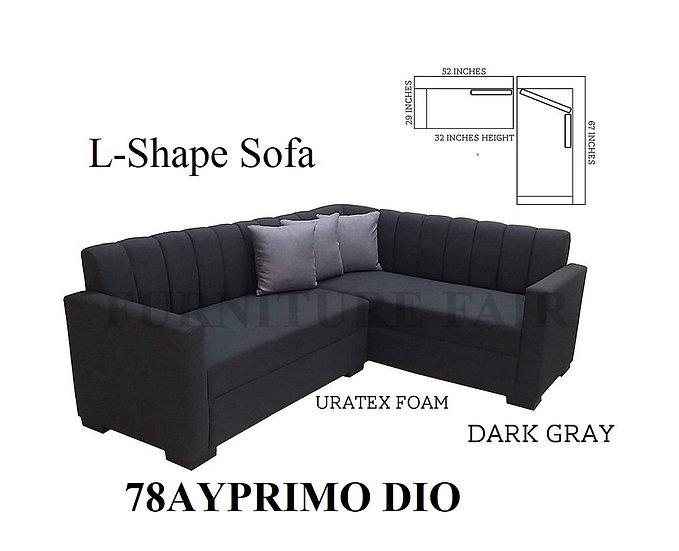 L-Shape Sofa 78AYPRIMO-URA DIO