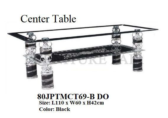 Center Table 80JPTMCT69-B DO