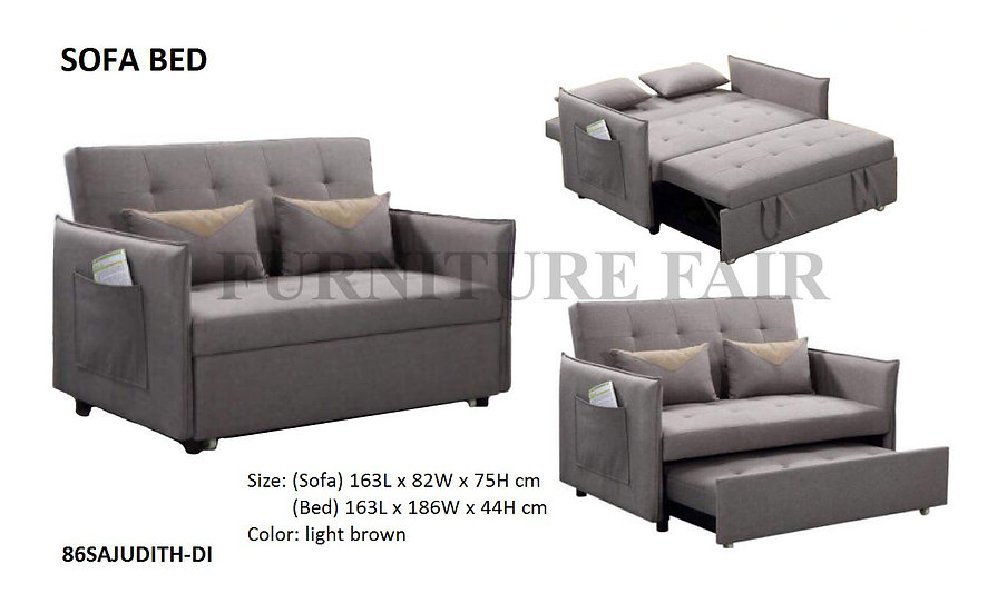 Sofa Bed 86SAJUDITH DS