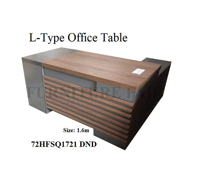 L-Type Office Table 72HFSQ1721 DND