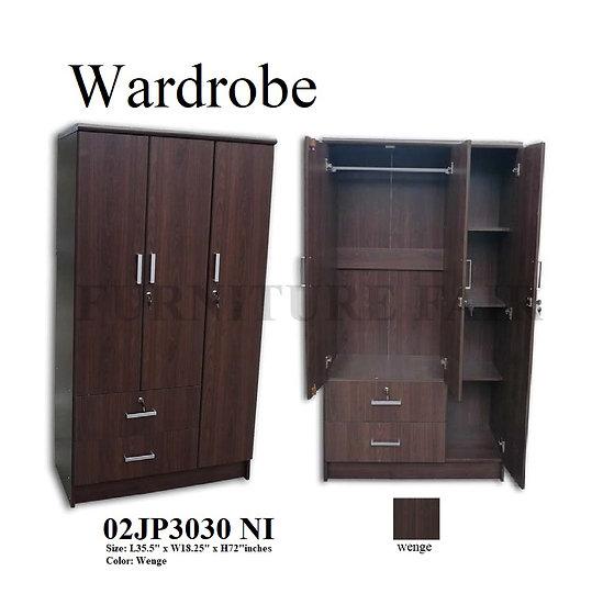 Wardrobe 02JP3030 NI