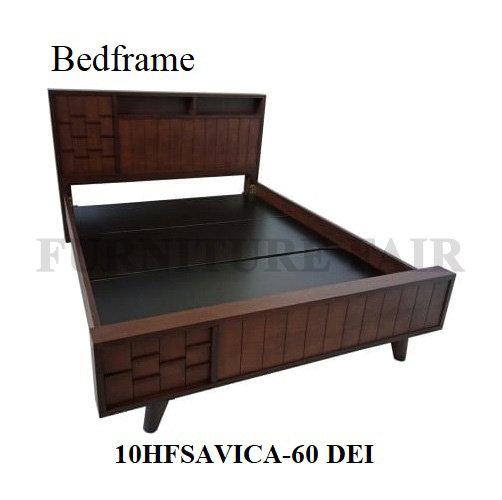 Wooden Bedframe 10HFSAVICA-60 DEI