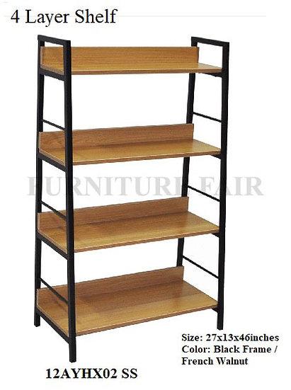 4 Layer Shelf 12AYHX02 SS