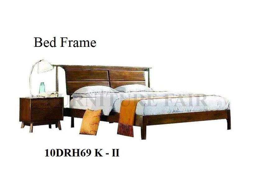 Wooden BedFrame 10DRH69-K II