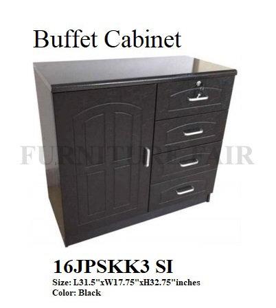 Buffet Cabinet 16JPSKK3 SI
