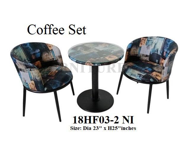 Coffee Set 18HF03-2 NI