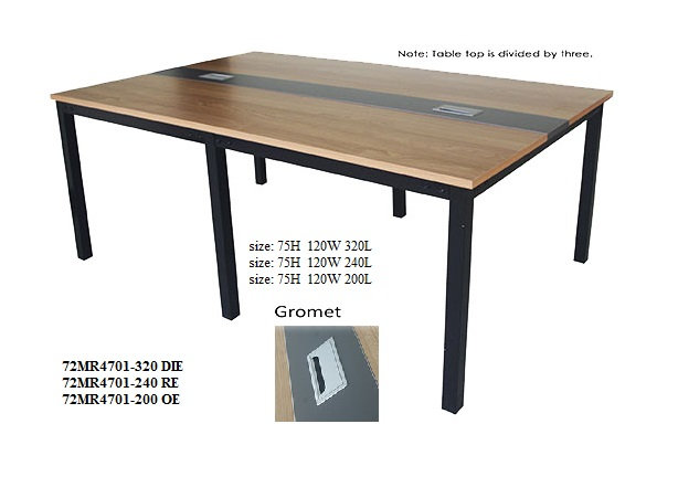ConferenceTable 72MR4701-200 OE