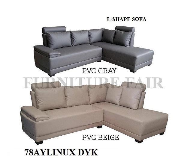 L-shape 78AYLINUX DYK