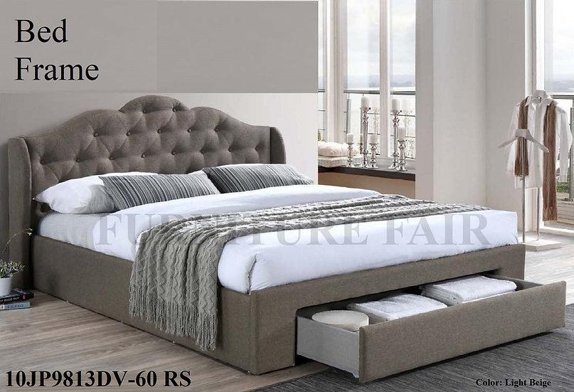 Upholstered Bedframe 10JP9813DV RS