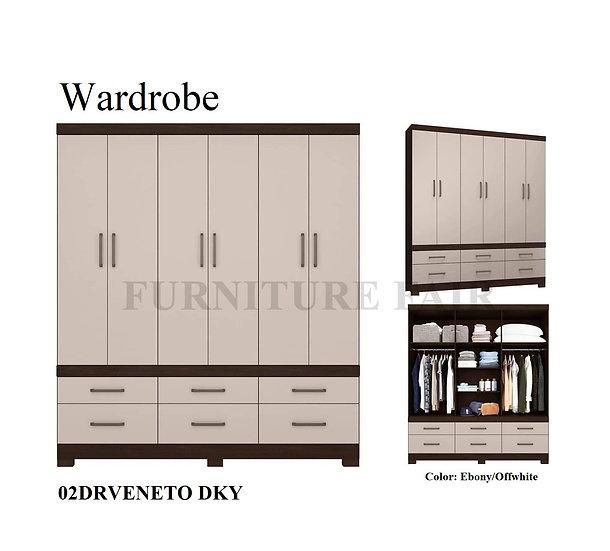 Wardrobe 02DRVENETO DKY