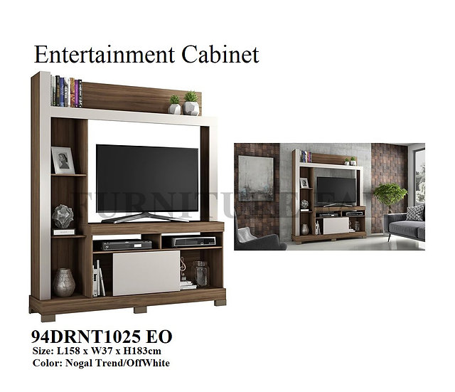 Entertainment Cabinet 94DRNT1025 EO