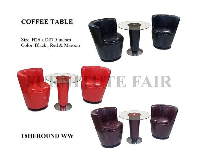 Coffee Set 18HFROUND WW