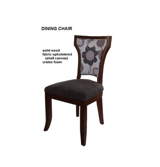 Dining Chair (made-to-order)
