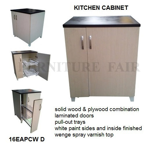 Kitchen Cabinet (made-to-order)