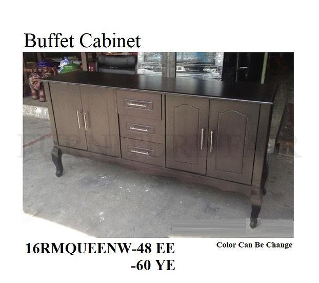 Buffet Cabinet 16RMQUEENW-48EE 60YE
