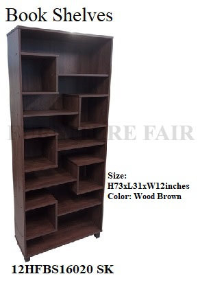 Book Shelves 12HFBS16020 SK