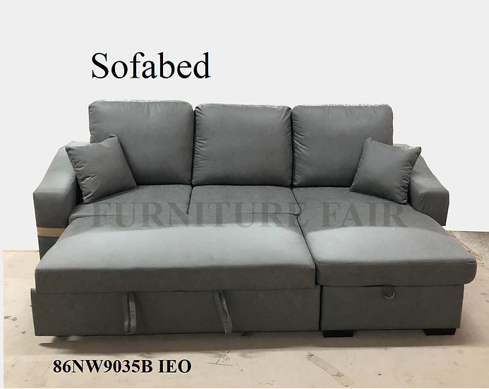 L-Shape Sofabed 86NW9835B IEO