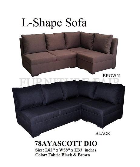 Sala Set 78AYASCOTT DIO