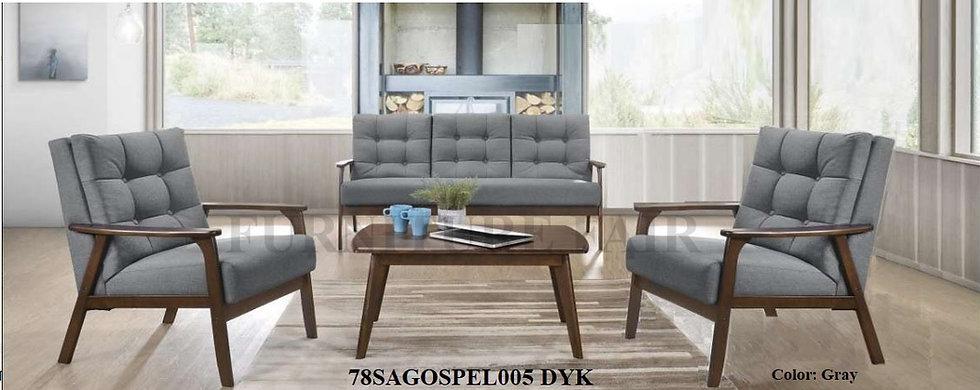 Sofa Set 78SAGOSPEL DYK