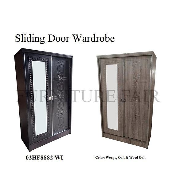 Sliding Wardrobe 02HF8882 WI