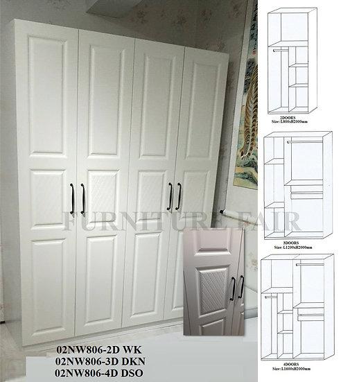 Wardrobe 02NW806-2D WK