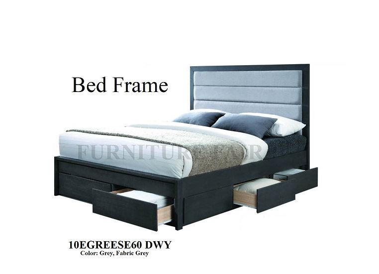 Bed Frame 10EGREESE60 DWY