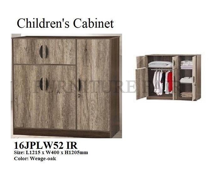 Children's Cabinet 16JPLW52 IR