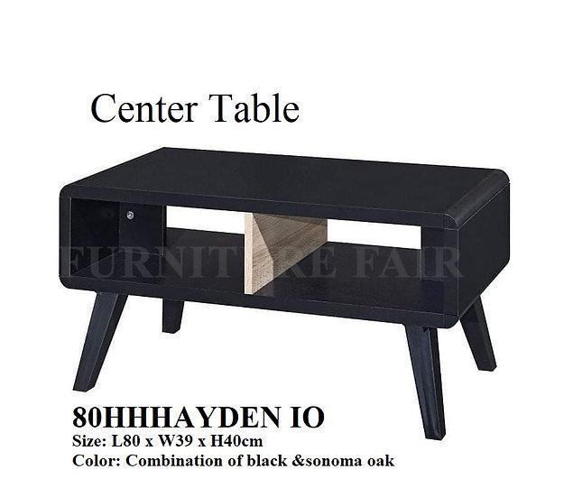 Center Table 80HHHAYDEN IO