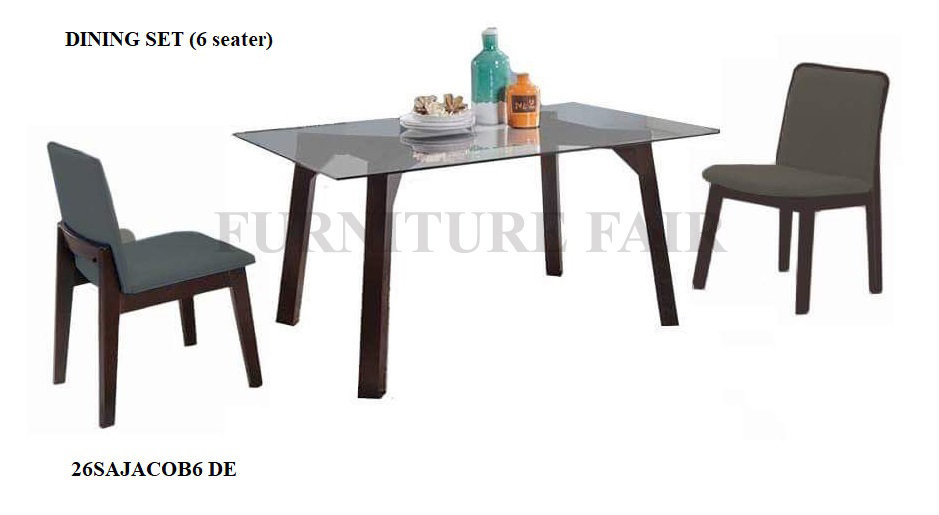 Dining Set 26DRJACOB6  DE