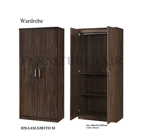 Wardrobe 02SAASLS321TO SI