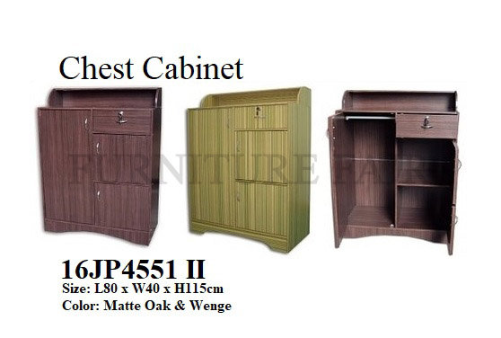 Chest Cabinet 16JP4551 II