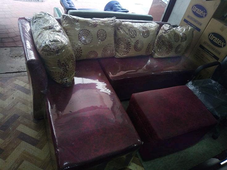 L-Type Sofa Set 78PV699 RE